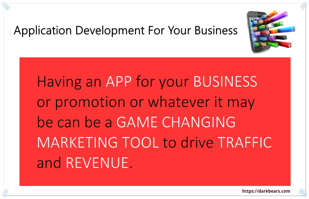 Application Development For Your Business