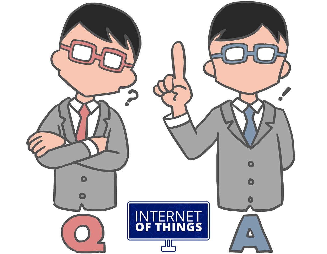 internet of things questions and answers pdf