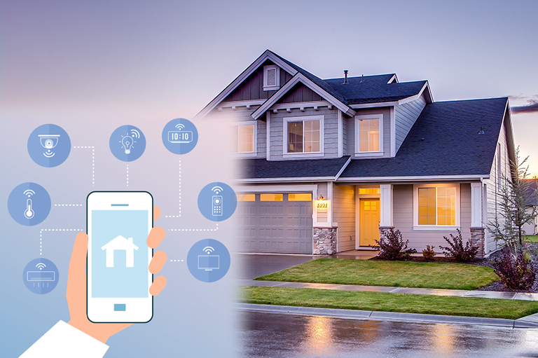 Internet Of Things IoT Application Development for Redefining Home Automation