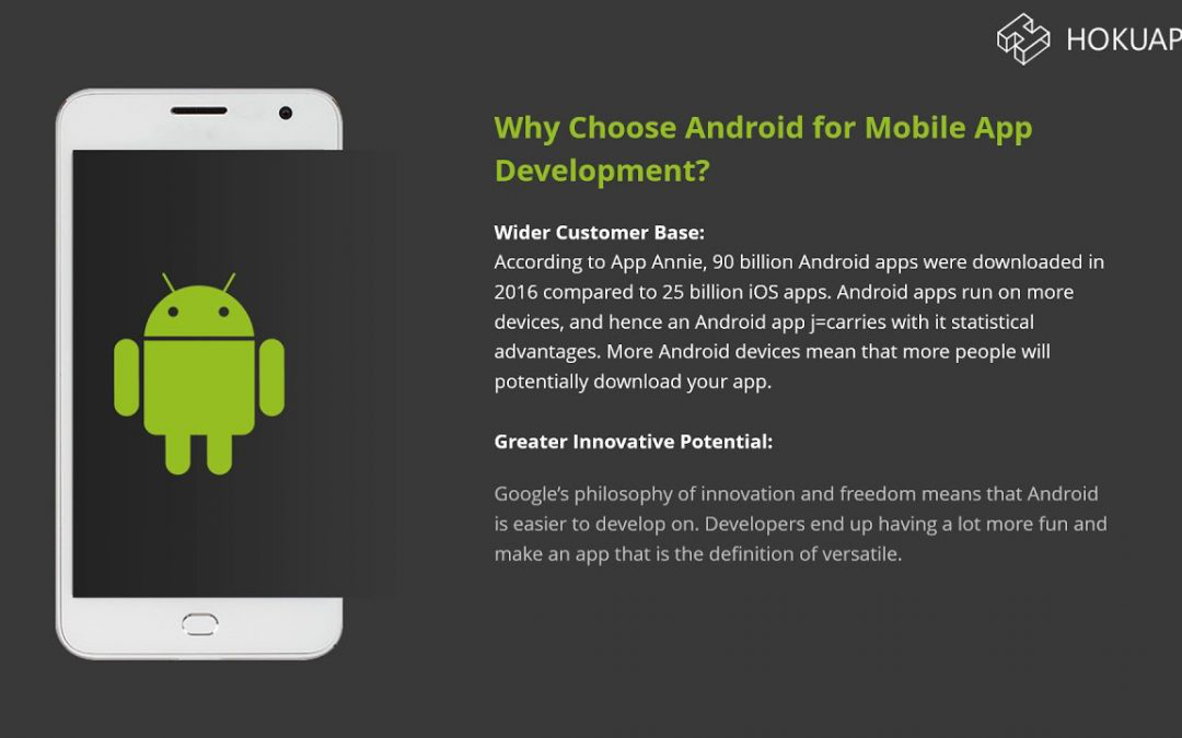 The Android firstly?