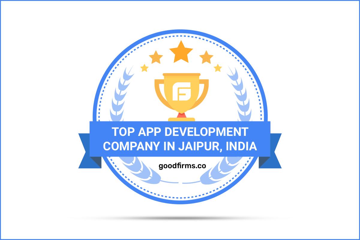 Top app development comp Good firms logo